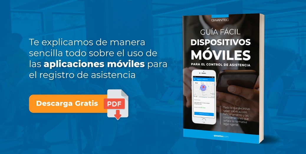 Dispositivos moviles control asistencia