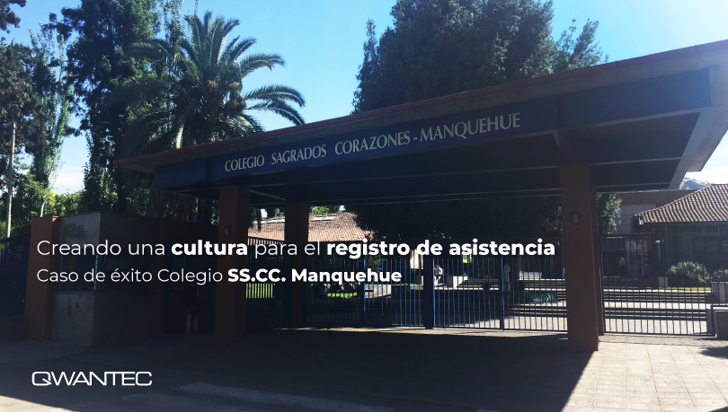 Colegio Los Sagrados Corazones de Manquehue registro de asistencia