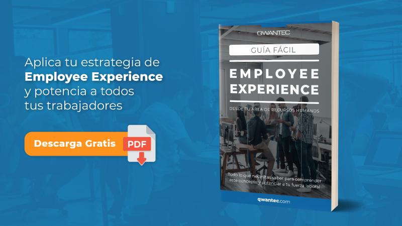 Descarga Ebook Employee Experience en RRHH
