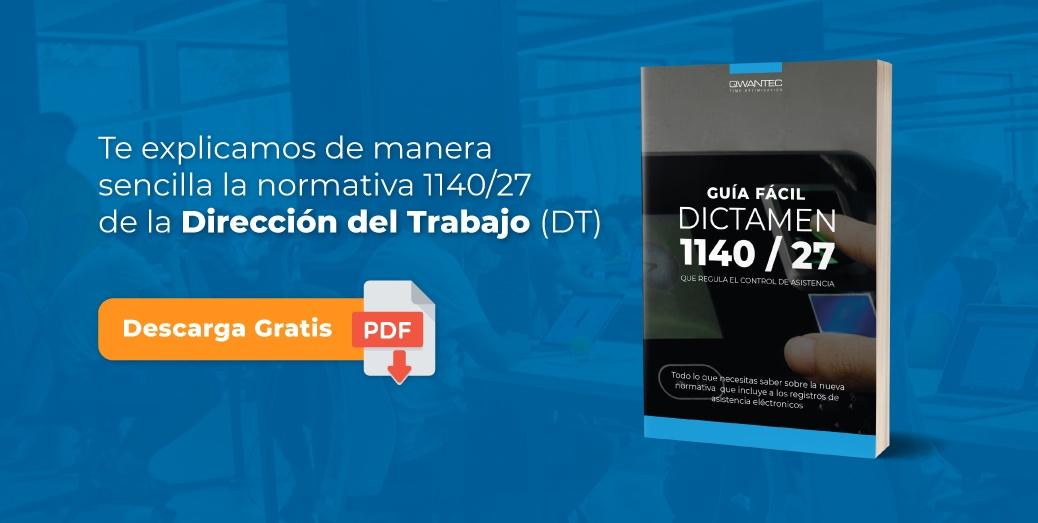 Descarga gratis guia facil  dictamen 114027 la Direccion del Trabajo