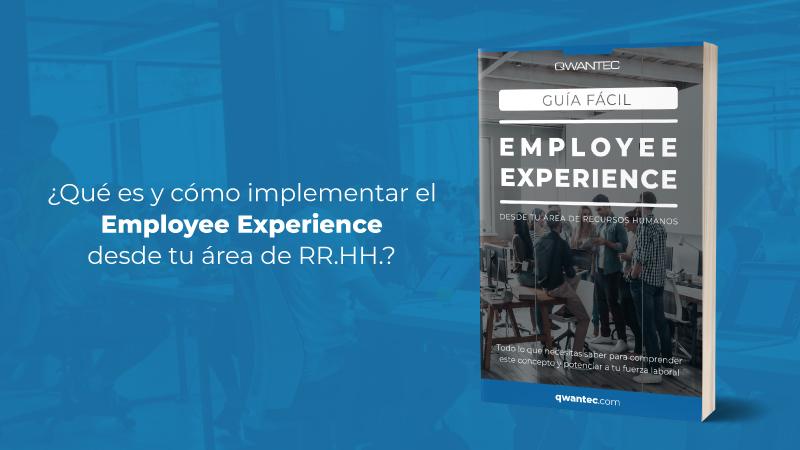 Ebook Employee Experience en RRHH
