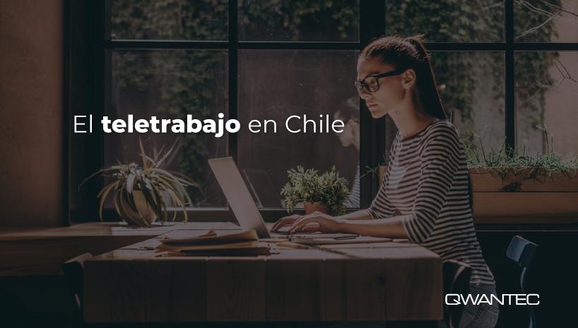 El Teletrabajo en Chile La experiencia del Instituto Nacional de Propiedad Industrial