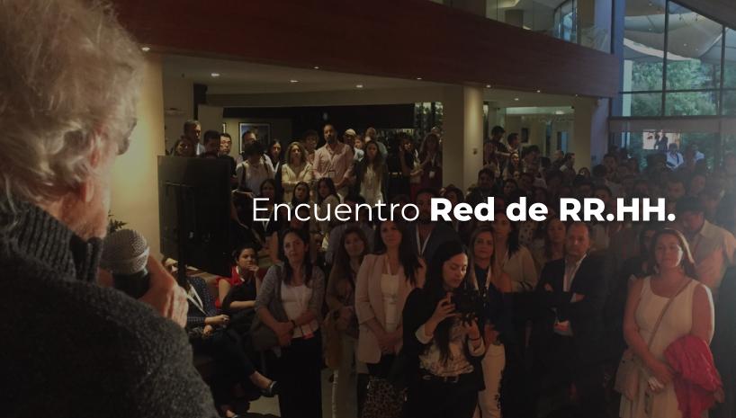 El gran encuentro que unió a la red de RRHH en Chile