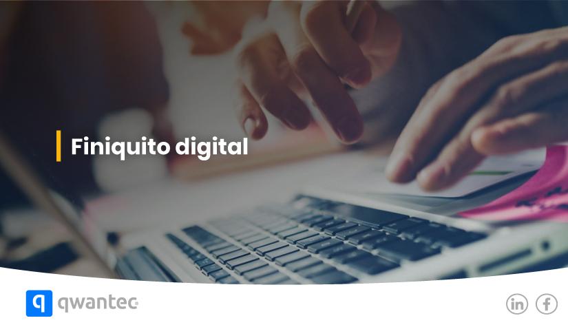 Finiquito Digital