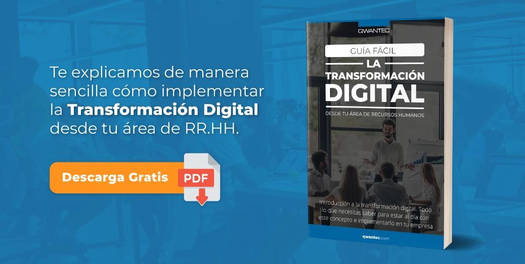 Guia facil para implementar la transformacion digital RRHH