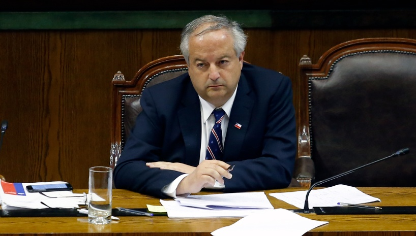 Ministro del Trabajo Nicolas Monckeberg