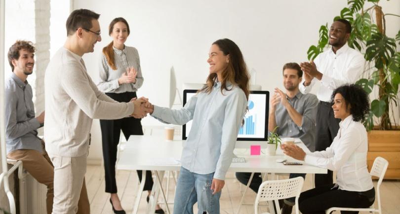 Recompensa y beneficios para los trabajadores