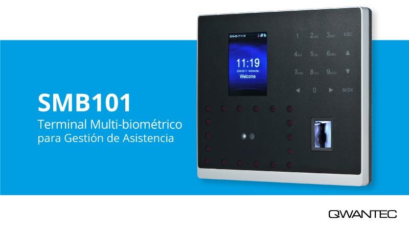 Reloj control SMB101 by Qwantec