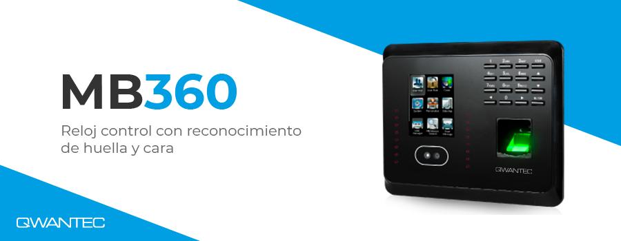 Reloj control mb360
