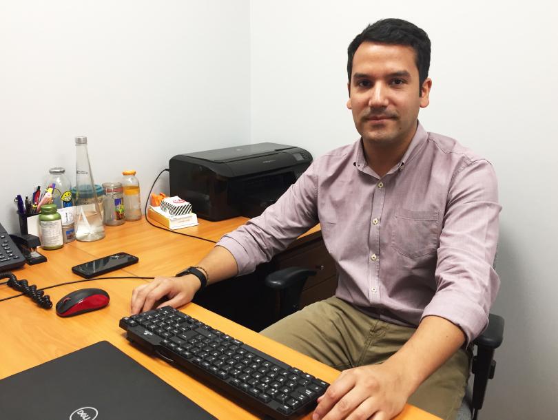 Sebastian Hernandez Encargado de Recursos Humanos Turavion