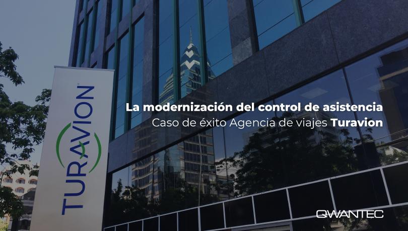 Turavion modernizar el sistema de asistencia