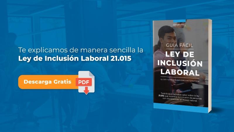 gratis eBook sobre la nueva Ley de Inclusion Laboral